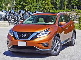 nissan murano invoice price 2015 nissan murano sl awd road test review carcostcanada