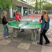 butterfly outdoor rollaway table tennis butterfly outdoor 4 player anti vandal table tennis table fitness