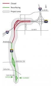 Mndot Traffic Map Lauderdale Council Hears Plans For Highway 280 Construction