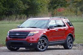 Ford Explorer Body Styles - 2013 ford explorer sport autoblog