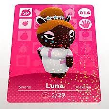 Happy Home Products Animal Crossing Happy Home Designer Nintendo Series 1 Amiibo Card