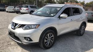 Nissan Rogue 2015 - used one owner 2015 nissan rogue sl chicago il western ave nissan