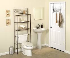Bathroom Toilet Shelf by Amazon Com Zenna Home Bbhb75 3 Piece Bath In A Box Spacesaver