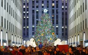 Rockefeller Tree How To The Rockefeller Tree Lighting 2017 Live Travel Leisure