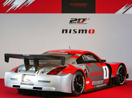nissan nismo 2007 nissan 350z nismo super gt z33 u00272007 u201308 wallpaper and background