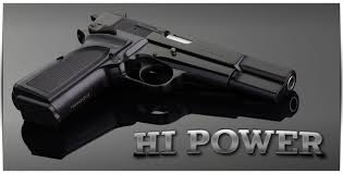 hi power pistols
