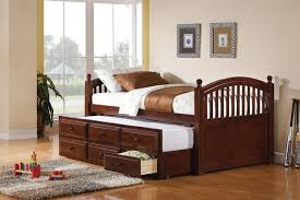 bedroom good full size daybed with trundle and storage