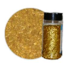 ediable glitter edible glitter 4oz gold photofrost