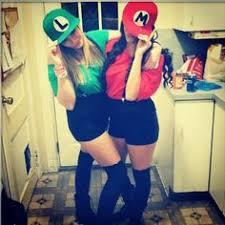 Mario Luigi Halloween Costume Big Tall Halloween Costumes Big Tall Costume Ideas