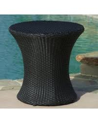 wicker end tables sale don t miss this bargain outdoor best selling home decor furniture
