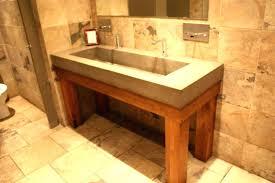 trough sink with 2 faucets trough sink with 2 faucets cityshots co