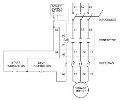 start stop wiring diagram u0026 contactor wiring diagram start