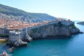 Kings Landing Croatia by Dubrovnik Dubrovnik Croatia Pogled Iz Trdnjave Lovrijenac Na