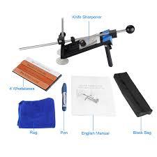 amazon com ruixin pro professional kitchen angle knife sharpener