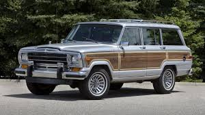2018 Jeep Grand Wagoneer To Target High End Suvs Possibly Even