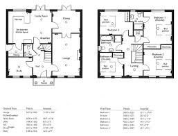 4 bedroom house plans 4 bedroom house floor plan four bedroom house plans in south fresh