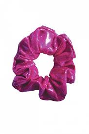 hair scrunchie the zone gymnastics hair scrunchie