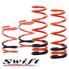 subaru forester lowered amazon com swift 4f908 sport lowering springs subaru forester 09