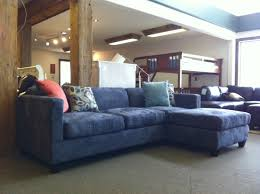 Blue Sectional Sofa With Chaise Navy Sectional Sofa Seated Blue Of
