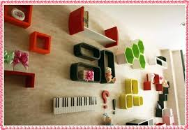 Childrens Wall Bookshelves by Wall Shelf Ideas How To Make A Wall Shelf With Hooks Kitchen
