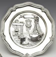 pewter birth plates personalized pewter gifts for baby mullingar pewter birth plate