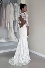 and white wedding dresses best 25 open back wedding dress ideas on lace wedding