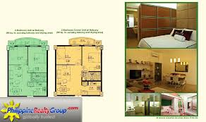 Cluster Bedroom Chateau Elysee Paranaque Metro Manila Philippine Realty Group