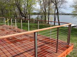 ultra tec deck cable railing modern deck other by ultra