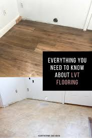 Does Laminate Flooring Need To Be Acclimated Everything You Need To Know About Lvt Flooring U2013 Hawthorne And Main