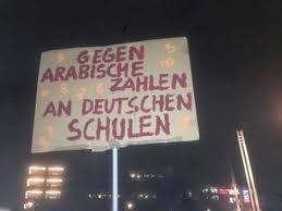 gegen sprüche gegen arabische zahlen an deutschen schulen spruch sprüche