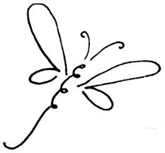 dragonfly clipart insect pencil and in color dragonfly clipart