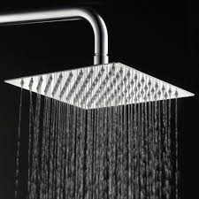 toto shower head 20 inch ceiling mounted top with arms atomizing large image for square shower head aothper chrome stainless steel 8 inch top rain style showerhead