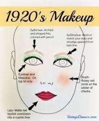 authentic 1920s makeup tutorial 1920s makeup tutorial 1920s