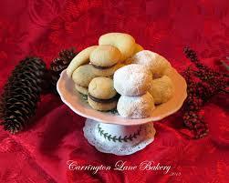 carrington lane bakery three italian christmas cookie recipes in