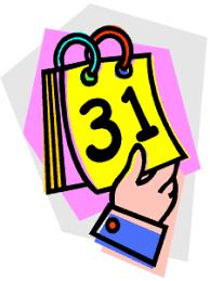 how to write the date pédagogie anglais club