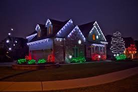 outdoor christmas lights decorations landscaping outdoor christmas lighting all home