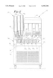patent us6102246 automated beverage system google patents