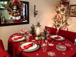 red and silver christmas table settings christmas table setting ideas red white silver christmas