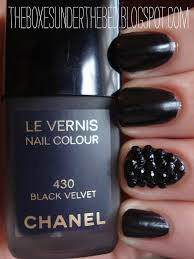 chanel black velvet and chanel illusion d u0027or swatches and review