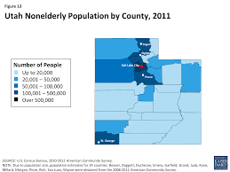 Map Of Counties In Utah by The Utah Health Care Landscape The Henry J Kaiser Family Foundation