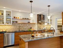 backsplash for kitchen without cabinets 15 design ideas for kitchens without cabinets hgtv