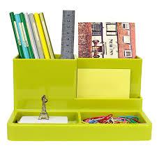 Desk Pencil Holder Tianse Multi Function Pen Holder Pencil Organizer Pp Plastic Pen