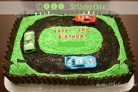 cars birthday cake mom vs the boys