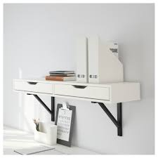 Desk And Shelving Units Ekby Alex Shelf With Drawers Ikea