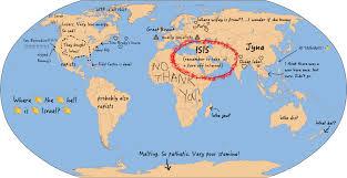 Take Me To Maps Map World According To Trump Ambear Me