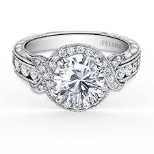 kirk kara wedding band kirk kara k250r8r engagement ring