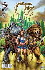 oz cover b zenescope gft cover artist alfredo reyes oz cover b zenescope gft cover artist alfredo reyes vinicius andrade wizard of oz pinterest comic grimm fairy tales and grimm