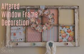 Using Old Window Frames To Decorate 37 Creative Ways To Make Things From Old Windows Diy Joy