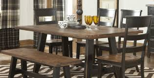 benches for dining room tables dining room live edge dining table on dining table set and