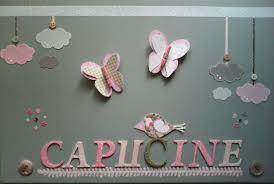 tableau chambre bébé à faire soi même chambre cadre photo bebe tableau fille capucine peinture garcon ans